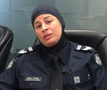 Хиджаб и погоны – гремучая смесь или удачный тандем?