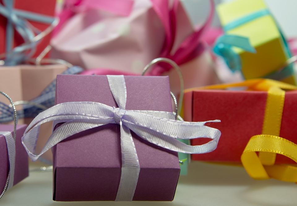 Где можно найти хорошие подарки без больших затрат времени?