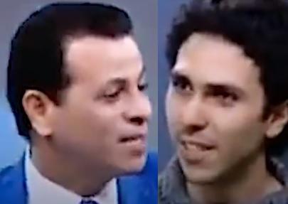 Египетский телеведущий не сдержал эмоций в беседе с атеистом (ВИДЕО)