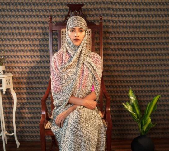 Хиджаб-сари произвел фурор в мире моды