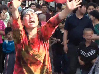 Уйгурских мусульманок оторвали от детей и отправили в исправительные лагеря