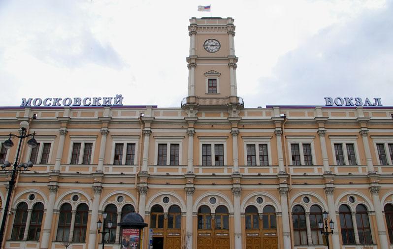 Предполагаемый вербовщик пытался уехать из Петербурга и попал под статью