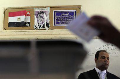 Полупустые участки и очереди. Оглашены первые результаты выборов президента Египта