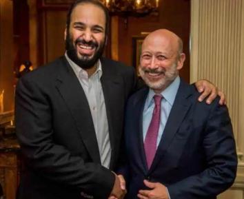 Наследный принц Саудовской Аравии пустил в ход всё свое обаяние, встречаясь в Штатах с богатыми евреями