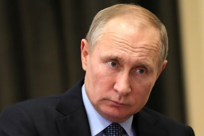 Владимир Путин Фото: Kremlin Pool / Global Look Press
