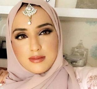 "Красавица в хиджабе произвела фурор на конкурсе ""Мисс Англия"""