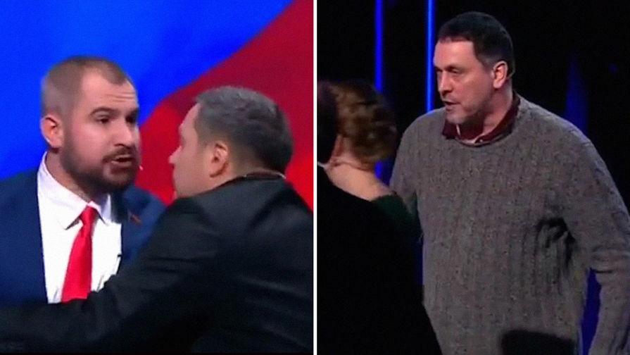 Лавры побитого Шевченко Сванидзе не дают покоя Сурайкину (ВИДЕО)