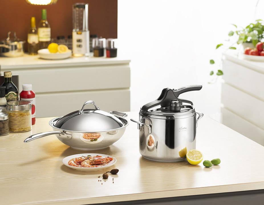 Посуда – показатель удобства кухни