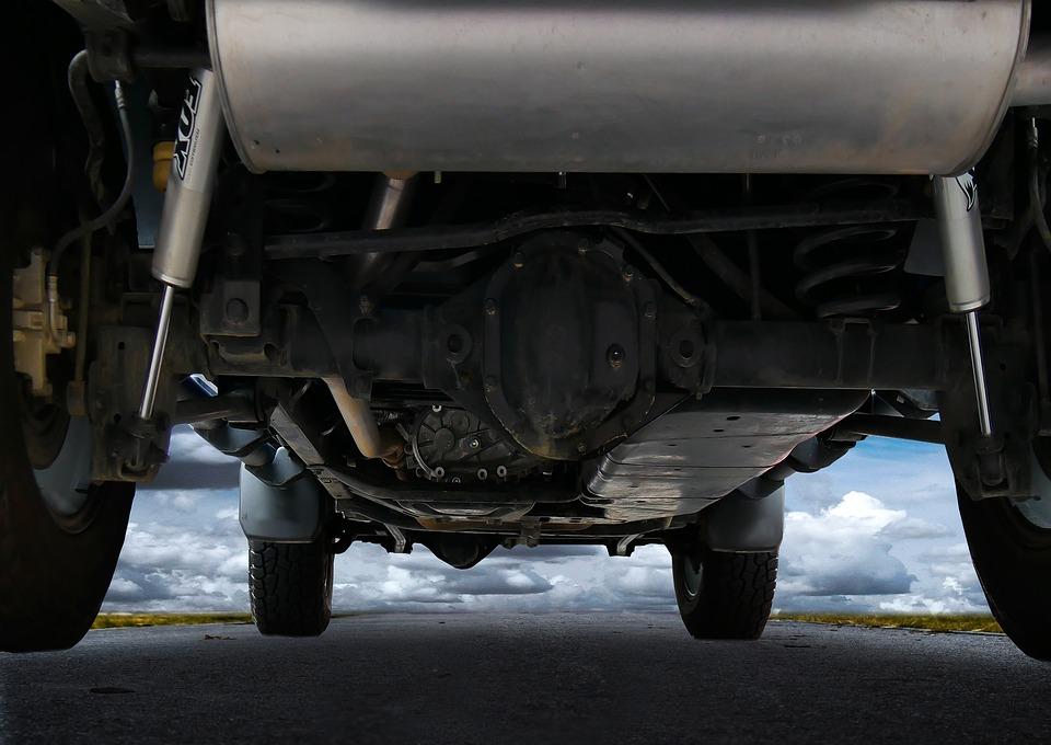 Необходимость диагностики автомобильной подвески
