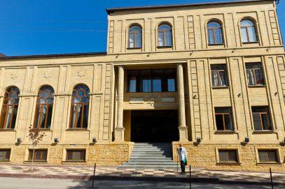 Дагестанские мусульмане собрались в синагоге