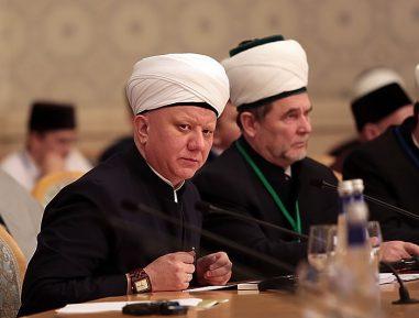 """Таджуддин использовал тему """"исламистской"""" угрозы против Крганова"""