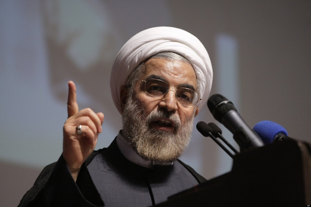 """Роухани расставил все точки над """"i"""" в вопросе создания оружия Ираном"""