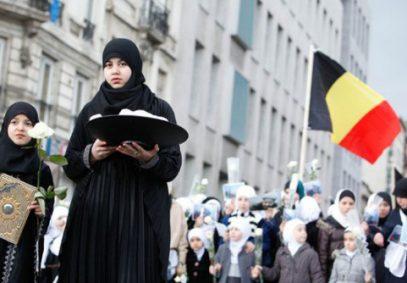 """Бельгийская """"Партия ислама"""" напугала националистов с либералами"""