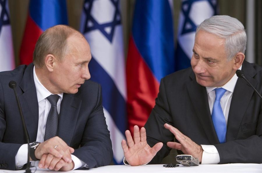 Путин в беседе с Нетаньяху прокомментировал его обвинения в адрес Ирана