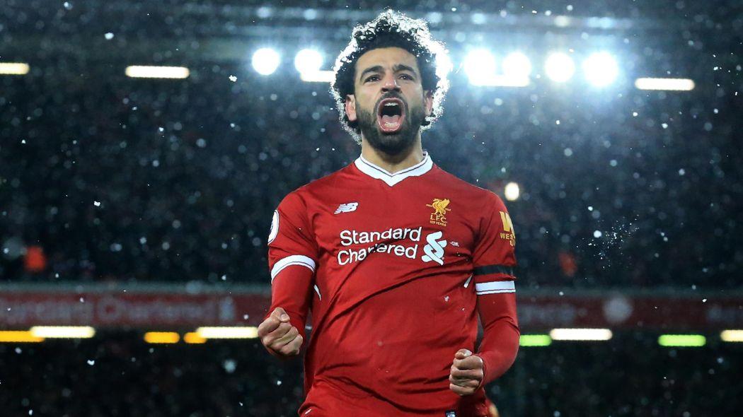 Лучшим футболистом сезона вчемпионате Британии признан Мохаммед Салах