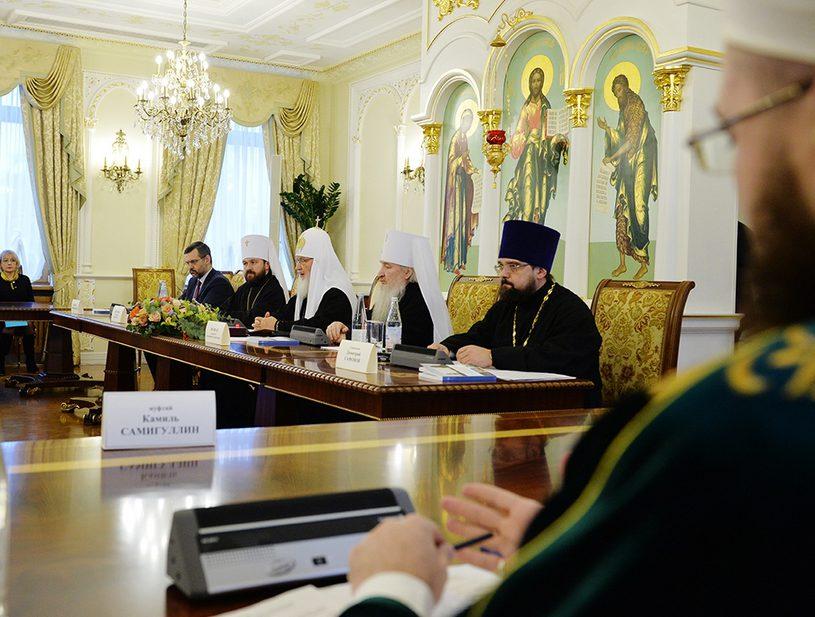 Совет муфтиев выступил с заявлением по поводу предложения муфтия Самигуллина запретить ваххабизм