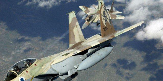 Сирия отбила израильскую атаку