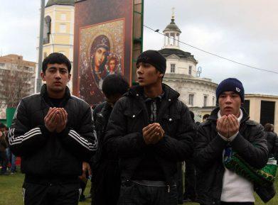 Мигрантам помогут преодолеть культурный шок, испытываемый в России