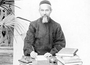 Ризаэтдин Фахретдин был официальным российским муфтием с 1922 по 1936 гг