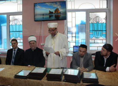 """В ключевом из муфтиятов Альбира Крганова не нашли имамов-""""ваххабитов"""""""