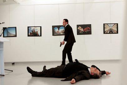 Турция выдала санкцию на арест мусульманского проповедника в связи с убийством посла России Карлова
