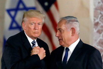 Трамп благословил Израиль на атаку Сирии