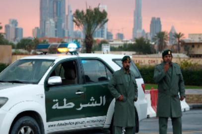 В Дубае шальная россиянка шокировала полицию агрессией
