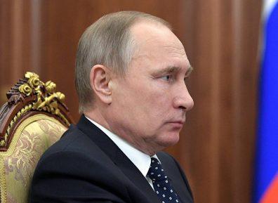 Президент Путин сделал заявление в связи с ударами США по Сирии