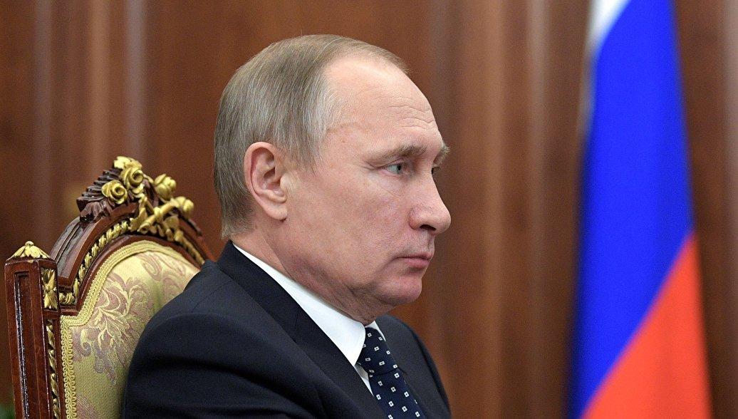 Владмиир Путин