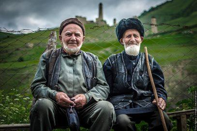 Три кавказские республики отличились самой низкой смертностью в России