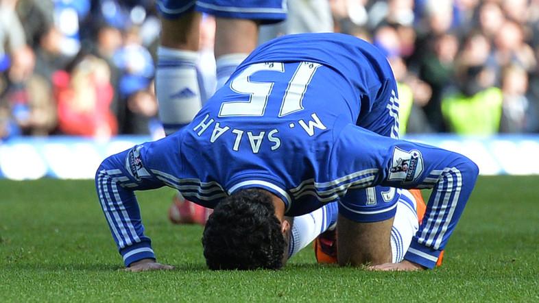 Мохамед Салах стал лучшим игроком Британии  поверсии футболистов