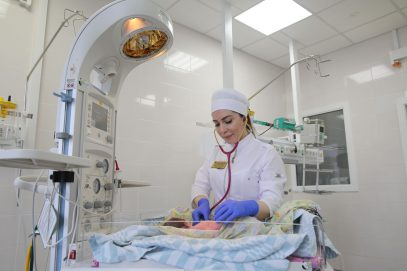 В Дагестане 42-летняя мать-героиня родила десятого ребенка