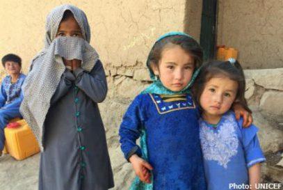 В Афганистане более полутора миллионов детей страдают от недоедания