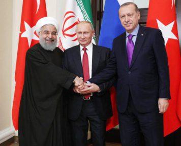 Путин в исламском антураже. Что стоит за встречей в Анкаре