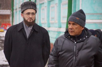 Муфтий Татарстана рассказал мусульманским ученым об инициативах ДУМ РТ