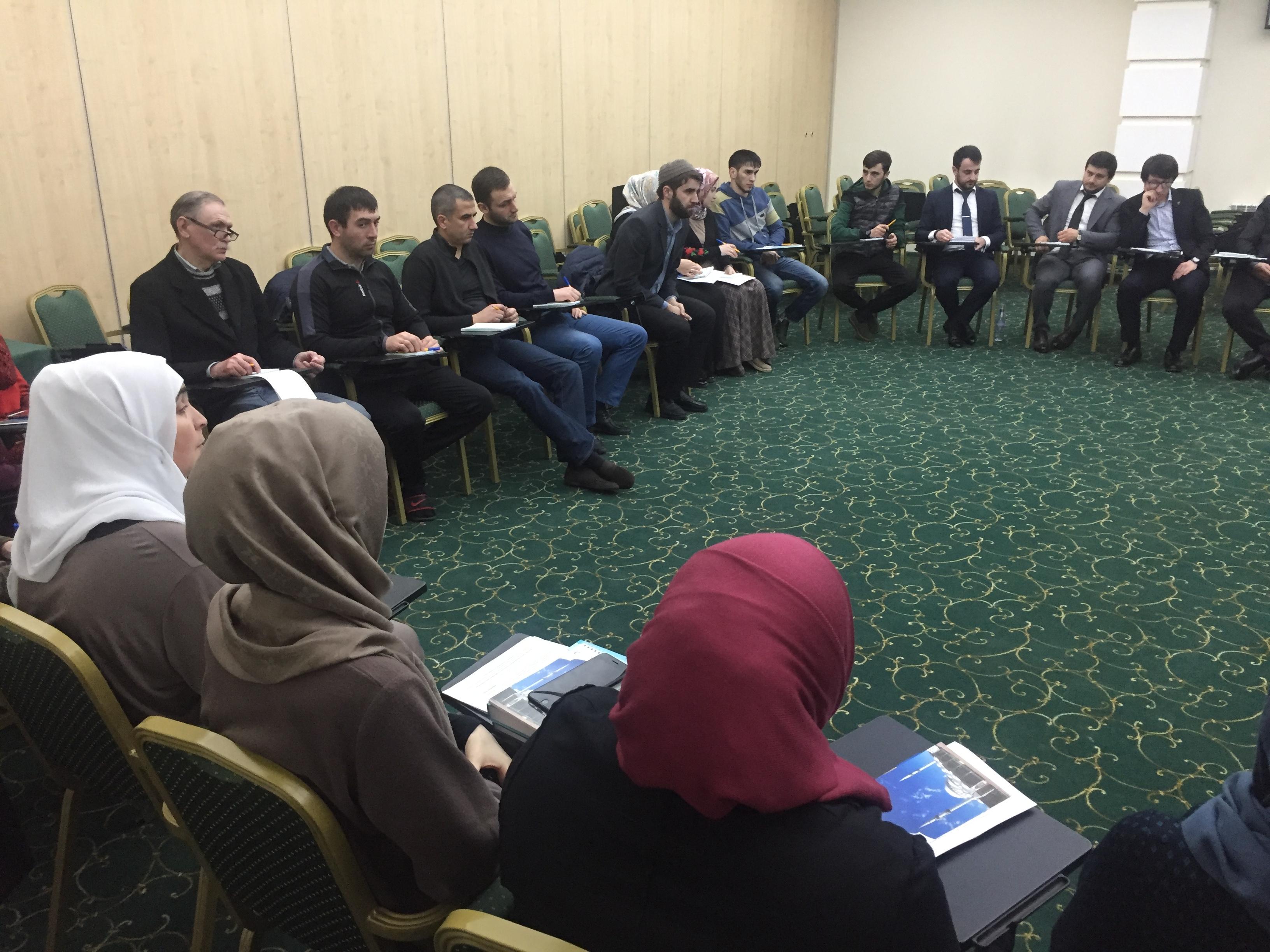 В Пятигорске мусульмане презентовали важные проекты