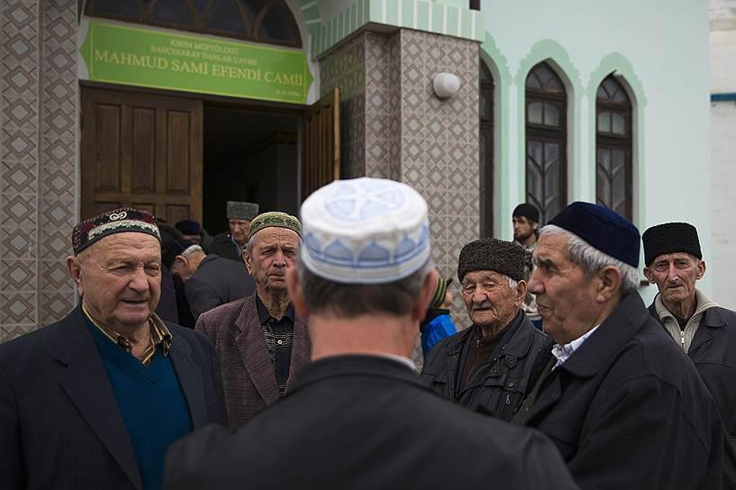Крымские татары интегрируются в Россию