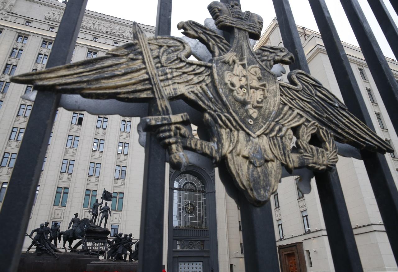 Минобороны России назвало страну, нанесшую авиаудар по Сирии