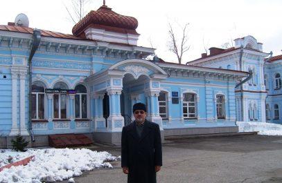 Культура томских татар неразрывна с исламом