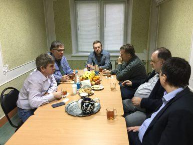 Мусульманский политик Германии ищет пути сотрудничества с единоверцами в России