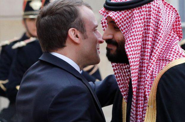 Саудовский наследный принц был поставлен в тупик вопросом о жене (ВИДЕО)
