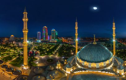 Палестинцы посетили муфтият Чечни