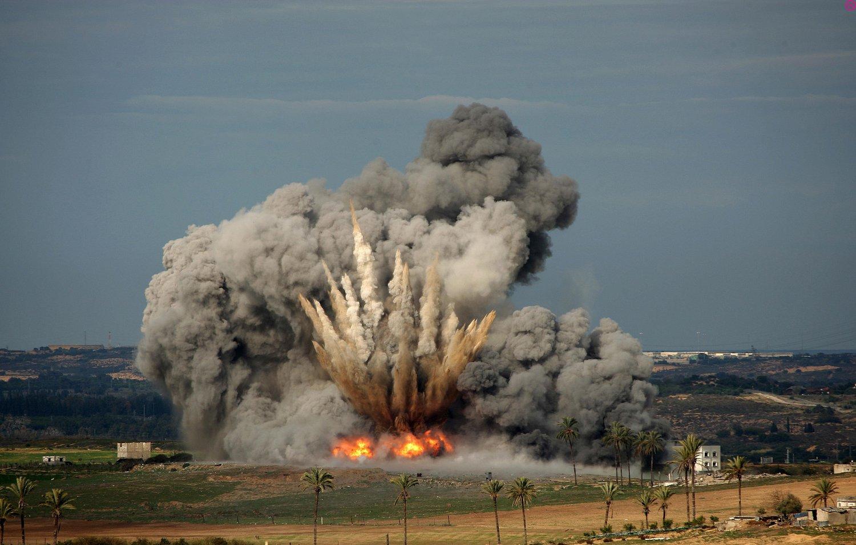 США разбомбили своих союзников в Сирии