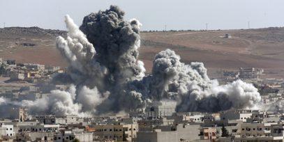 """Трамп рассказал о """"жесткой схватке с русскими"""" в Сирии"""