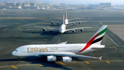 Пассажирам Emirates стала доступна необычная услуга