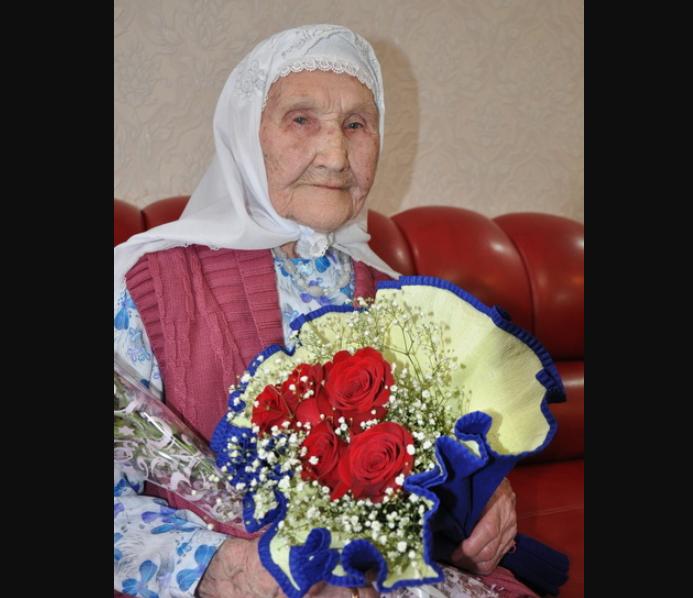 100-летняя мусульманка из Чувашии восхищает благонравием
