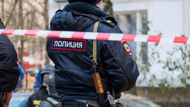 В Дагестане оцепили здание казначейства