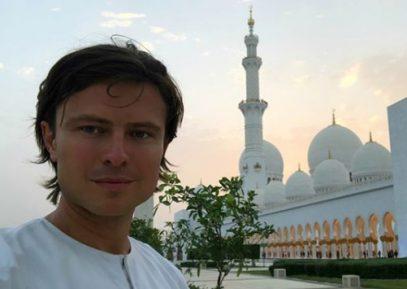 Прохор Шаляпин назвал мечеть лучшим местом на земле (ВИДЕО)