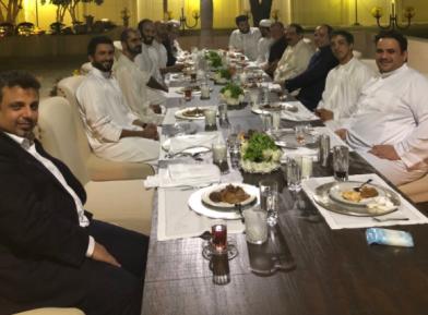 Скромная трапеза арабских правителей произвела фурор в соцсетях (ФОТО)