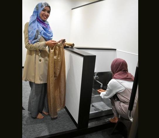 Японцы беспрецедентно удружили мусульманам